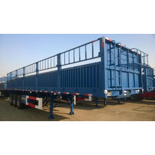 Dangote Tri-axle Fence Semi-Trailer