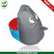 Sacs de haricots pour enfants en forme de requin, sacs en bébés pour enfants, meubles pour enfants