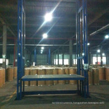 handicapped elevator with chain/ationary scissor lift platform/electric platform lift