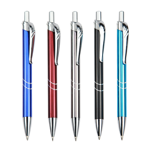 Promotional retractable ballpens