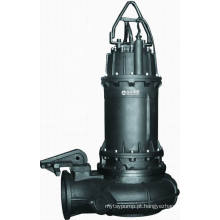 Bomba submersível de esgoto