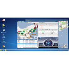 GPS-Tracking-Software Web-basiert für das Flottenmanagement JT1000B / S
