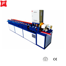 Flying cutting shutter door roll forming machine