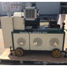 LW I-500 Tipo Rebar Multi-purpose Threading Machine aço Rib Rib Peeling / Direct Rolling para construção e construção