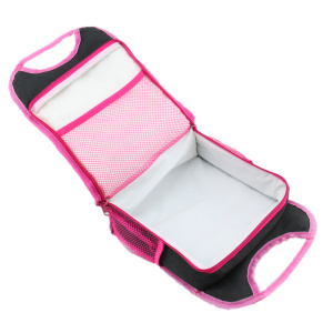 Square Shaped Food Container Cooler Bag