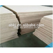 New varieties of nonwoven jute felt