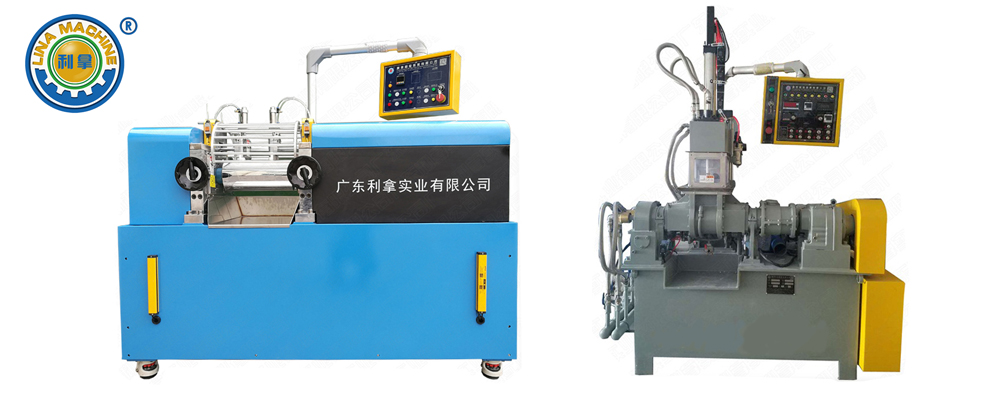 dispersion kneader and rubber mixing mill