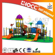 plastic slide,amusement equipment,outdoor playground