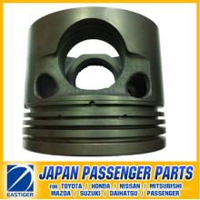 Piezas de motor diesel de hierro fundido Hino P11c Pistón 13216-2930