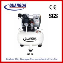 Безмасляный воздушный компрессор 30 л, 0,5 кВт