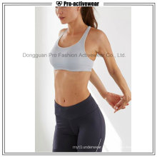 Fashion Custom Polyester Sports Wear Sexy Ladies Sports Bra