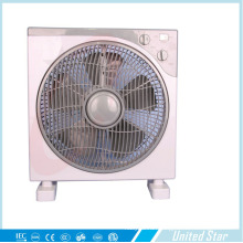 2015 Hot Sell 10 Inch Electric Plastic DC Box Fan