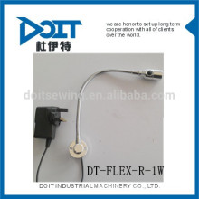 1W LED BEDSIDE READING LIGHT DT-FLEX-R-1W
