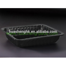 Take Away Customized Factory Price Disposable PP/PET/PS/PVC Plastic Food Containers/Lunch Box