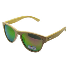 Attraktive Design Mode Wooden Sonnenbrille (sz5762-1)