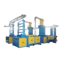 Cotton and Fabric Waste Recycling Machinery for Open End Spinning