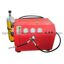 High Pressure Scuba Diving Compressor Breathing Paintball Compressor (Lyh100 3kw)