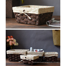 (BC-CB1007) Bonito Fashion Handmade Cornhusk Basket