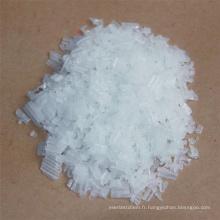 Chine Le plus grand fabricant de perles de soude caustique à 99%
