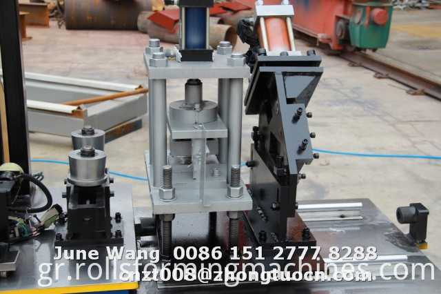 50 75 100 C stud forming machine11