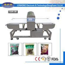 Metal Detector for Water Chestnut / Frozen Food Industry.