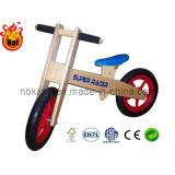 Wooden Children Bike / Kids Wooden Bicycle (JM-C002-blue)