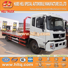 DONGFENG 4x2 15 tons harvester transport truck 190hp cummins engine hot sale