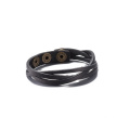 Hot Sale Western Vingate Made of Cowhide Bronze Plated Bracelet Fashion Jewelry