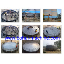 Bohai Spiral Steel Silo
