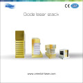 Bars microchannel diode,macro channel stack 600w/800w/1000w