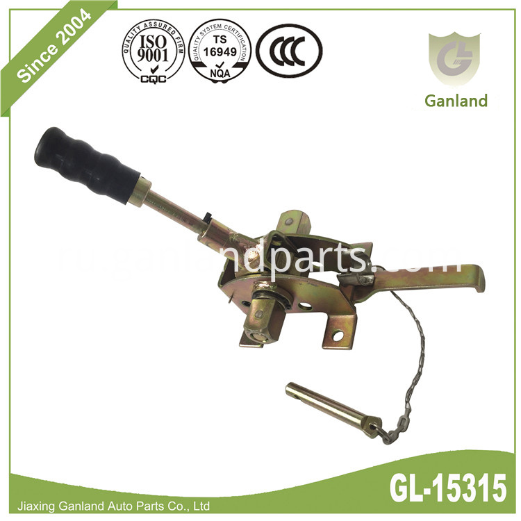 Steel Ratchet Curtain Tensioner GL-15315