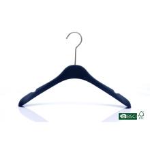 Ropa de calidad superior gruesa Tipo de ropa Percha de plástico