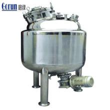 Tanque de mistura magnético do aquecimento elétrico da chaleira do revestimento de óleo para o produto químico