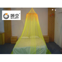Red Leaves Hanging Umbrella Double Bed Mosquito Net