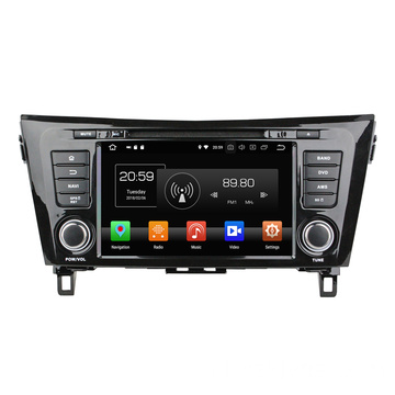 Android Head Units voor QashQai X-Trail 2014