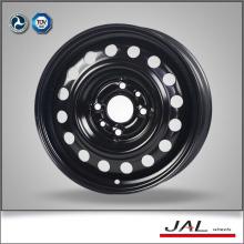 Factory Supply Black Wheels Car Wheel Rim de 15 pouces