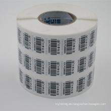 meistverkaufte Hochglanzpapier-Inkjet-Etikettenrolle