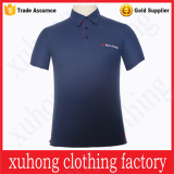 Best quality custom promotional embroidered Logo Polo shirt