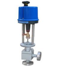 Tipo de ângulo de alta pressão elétrica válvula de controle forjada (GZDLS)