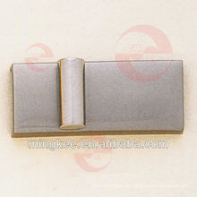 Gun Metal dekorative Accessoires Damen Tasche / Handtasche (N31-949A)