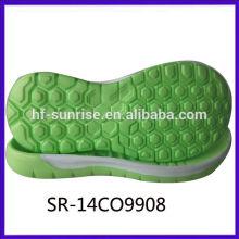 SR-14CO9908 kids shoes sole outsole material eva children shoe outsole shoe sole eva