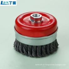 escova de polimento de polimento para remoção de cavacos