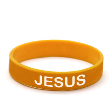 Wholesale Custom Christian I Love Jesus Silicone Bracelet