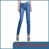 Blue Women Denim Skinny Jeans (JC1048)