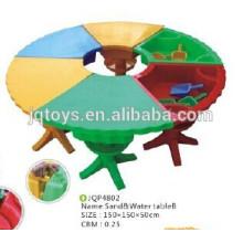 JQP4802 Kids Plastic School Furniture Plastic Sand Water Table