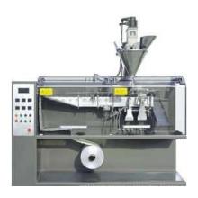 Horizontal Cream & Paste Soft Material Fill Filling Machine