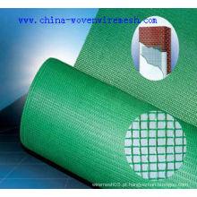 Plástico malha de arame (fábrica China)