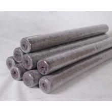 Vente chaude! tapis de troupeau gris feutre tissu aiguille perforé non-tissé