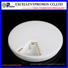 Hochwertige wöchentliche runde Form Pillbox (EP-006)