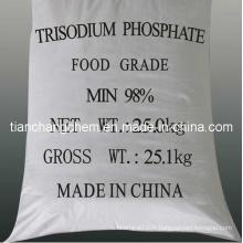 Phosphate trisodique de qualité alimentaire, Tsp 97%